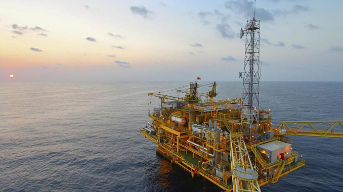International rig counts from BHGE