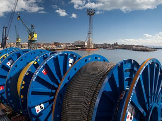 JDR – owned by TFKable Group – supplies subsea umbilicals and power cables (photo: JDR)