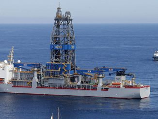 Noble Corporation's Noble Bob Douglas drillship (photo: Noble Corporation)