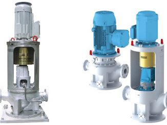 CombiProLine OH3 vertical pump from SPX Flow