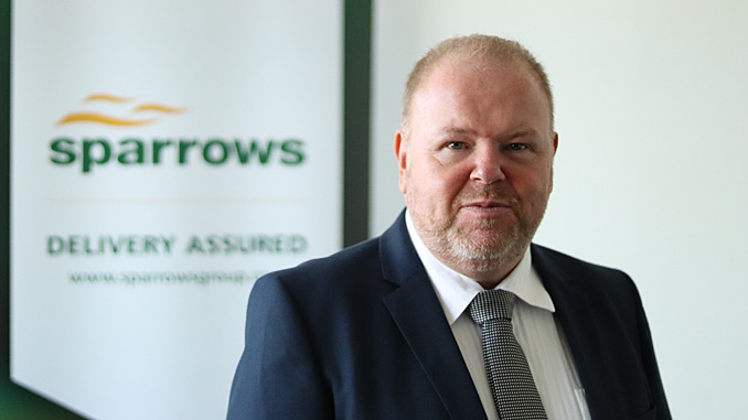 John Grover has been appointed by Sparrows Group to fill a newly created director-level role (photo: Sparrows Group)