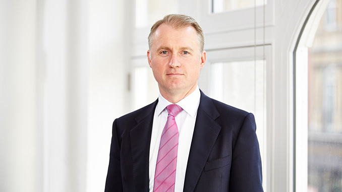 Penspen's chief executive officer, Peter O'Sullivan