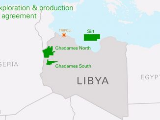 Exploration and production sharing agreement – Eni and BP expected to resume exploration activities on a major exploration and production contract in Libya