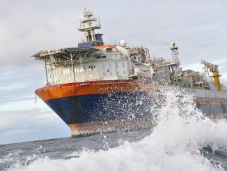 The 'Norne FPSO' in the Norwegian Sea (photo: Equinor/Anne-Mette Fjærli)