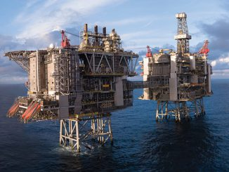 Clair Ridge is the first offshore deployment of BP's enhanced oil recovery technology, LoSal®