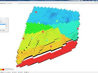 Easy interactive setup of simulation grid regions in Tempest