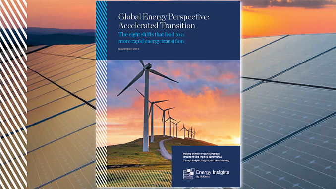 The MEI 'Global Energy Perspective: Accelerated Transition' outlook exposes eight shifts that could accelerate the energy transition