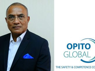 Sofiyan Yahya to open OPITO Global 2018