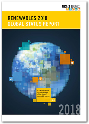 """Renewables Global Status Report"" from the REN2 network"