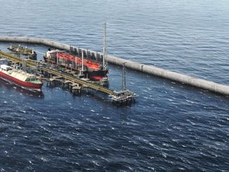 The Greater Tortue Ahmeyim project will produce gas from an ultra-deepwater subsea system and mid-water FPSO, which will process the gas, removing heavier hydrocarbon components