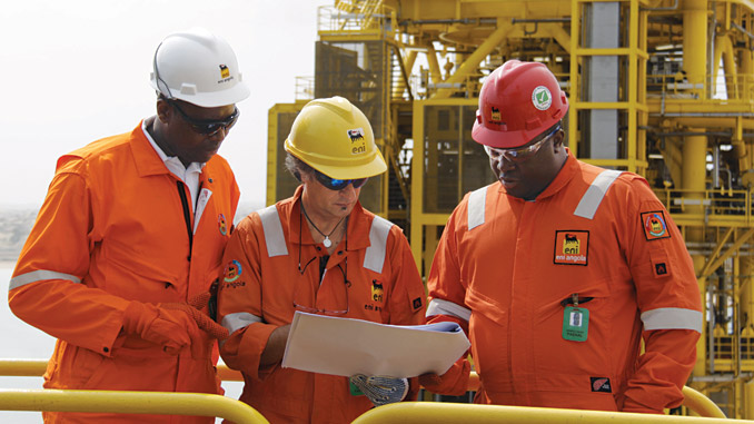 Eni has been present in the Angola since 1980