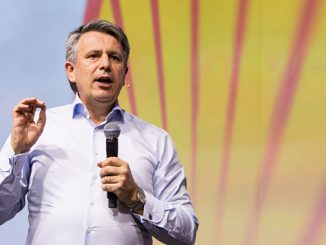 Royal Dutch Shell Chief Executive Officer Ben van Beurden
