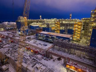One of the biggest LNG projects in the world, Yamal LNG is developing the 4.6 billion barrels of oil equivalent of reserves (boe) from the giant onshore South Tambey gas and condensate field, located on the Yamal Peninsula