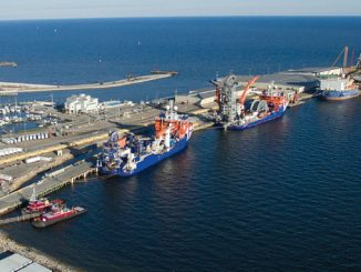 Located directly on the Mississippi coastline, McDermott's spoolbase and marine operations base provides fabrication and reeled solutions for global subsea installation from the Port of Gulfport