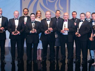 Previous Offshore Achievement Award winners