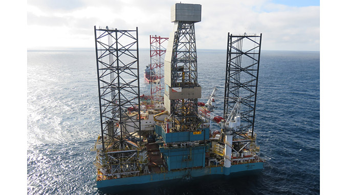 'Rowan Viking', an N-Class ultra-harsh environment jack-up rig