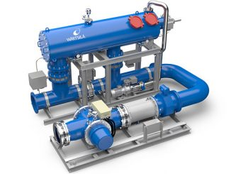 The Wärtsilä Aquarius UV Ballast Water Management System