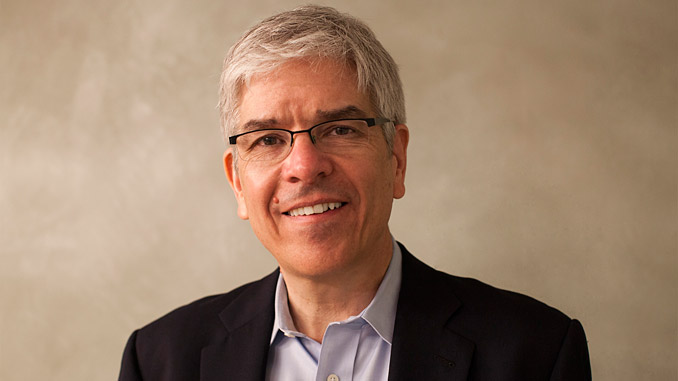 Paul Romer – bringing unique insights to Nor-Shipping (photo: Kathi Bahr)