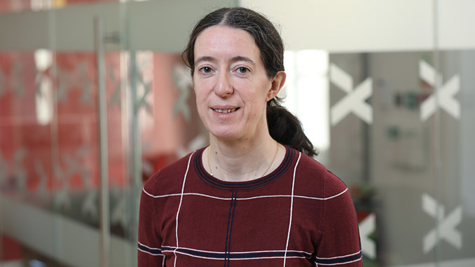 Xodus Innovation Manager, Caragh McWhirr