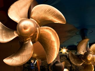 Azipod® propulsion – ABB will supply a comprehensive power and propulsion package for China's first domestically built cruise ship