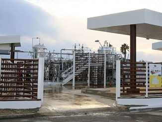 "Syndial launched the first ""Waste to Fuel"" pilot plant in Gela, Sicily"