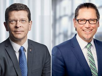 KONGSBERG's Geir Håøy and DNV GL's Remi Eriksen join Nor-Shipping's new Ocean Leadership Conference