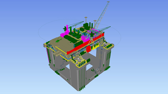 MacGregor to supply an on-vessel mooring system for the new CNOOC deepwater FPU