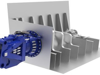 The Wärtsilä WXJ series of waterjets feature increased thrust and lower noise levels
