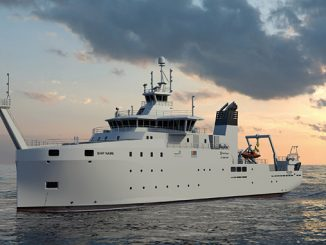 A new Belgian research vessel will be equipped with Kongsberg Maritime's integrated subsea package