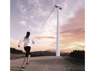 The new Siemens Gamesa 5.X platform, with a 170-metre rotor — the largest in the industry