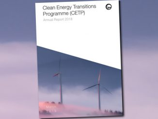 CETP – accelerating global transitions towards sustainable energy