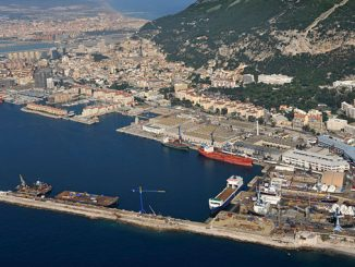 Gibdock Ltd operates a ship repair, refit and conversion business, within the Gibraltar deep water port and anchorage