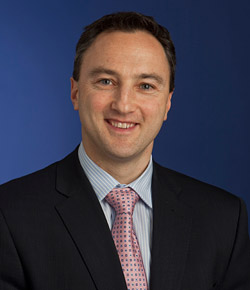 Geoff Jacobs, Director for Deal Advisory at KPMG UK