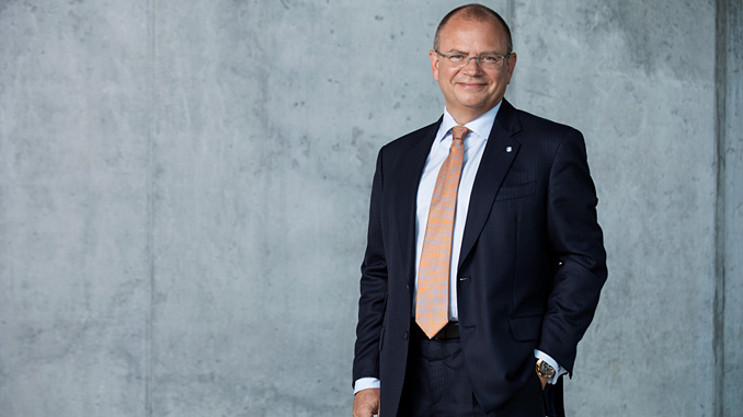 Henrik Andersen, Vestas President and CEO from 1 August 2019