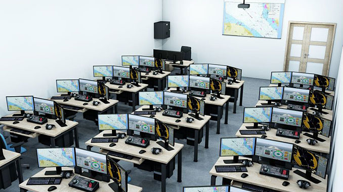 Wärtsilä NTPRO 5000 simulator software is designed to provide highly realistic training