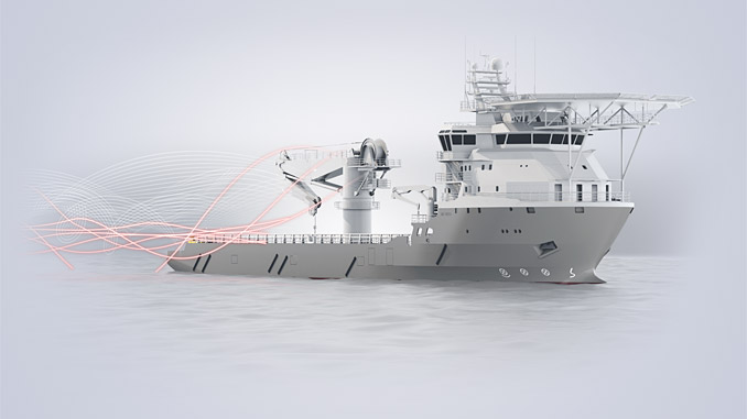 ABB Ability™ Marine Pilot Control functionality is key for vessels working alongside fixed structures