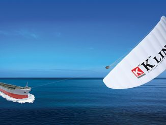 SeaWing – an automated kite based on parafoil technology used to tow commercial ship and reduce carbon dioxide emissions by 20% through wind propulsion