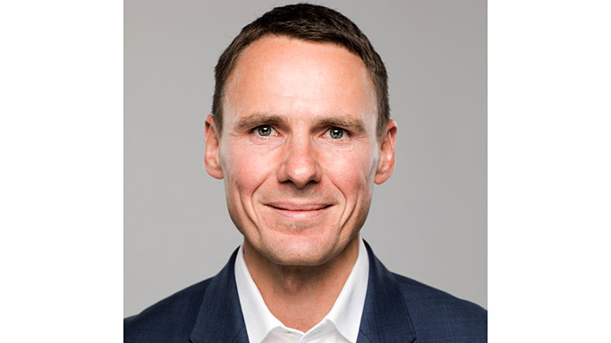 Chief Financial Officer of Aker Solutions, Ole Martin Grimsrud