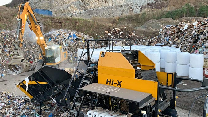 International waste and resource management company Geminor carries out an annual survey to establish the environmental impact of the company's services