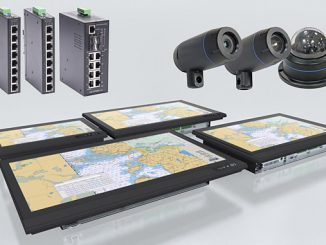 Diverse solutions unveiled on the Hatteland technology stand at Nor-Shipping 2019