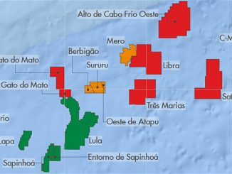 Mero field is part of the Libra Production Sharing Contract (PSC), signed in Dec 2013, located in the Santos basin, 170 kilometres south of Rio de Janeiroin 2100 metres of water