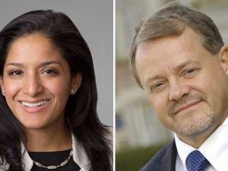 Molly Reyes, Energy Industry Sales Director, and Ian Wilkinson, Vice President Sales (photos: WFS)