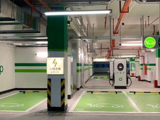 The BP-DiDi pilot site in Guangzhou in the Guangdong province has ten fast-charging units, ranging from 60-120 kW