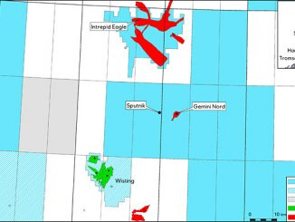 Sputnik exploration well in the Barents Sea