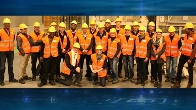 Participants from the last subsea awareness course
