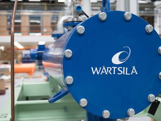 Wärtsilä Aquarius UV Ballast Water Management System – BWMS (photo: Wärtsilä)