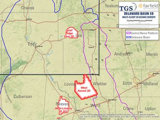TGS' latest multi-client project – in the Delaware Basin, Quail Ridge East – will be conducted in collaboration with Fairfield Geotechnologies (illustration: TGS)