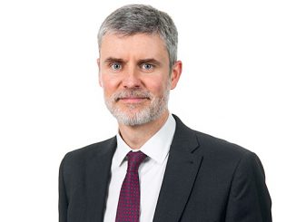 Managing Director at Bibby Offshore, Barry MacLeod