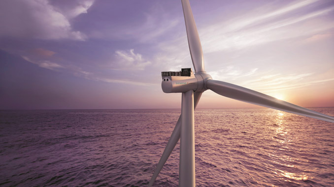 The Siemens Gamesa Offshore Direct Drive wind turbine platform can be adapted to individual market needs