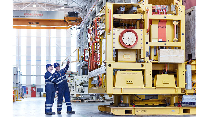 Baker Hughes, a GE company offers world-class subsea lifecycle equipment and services